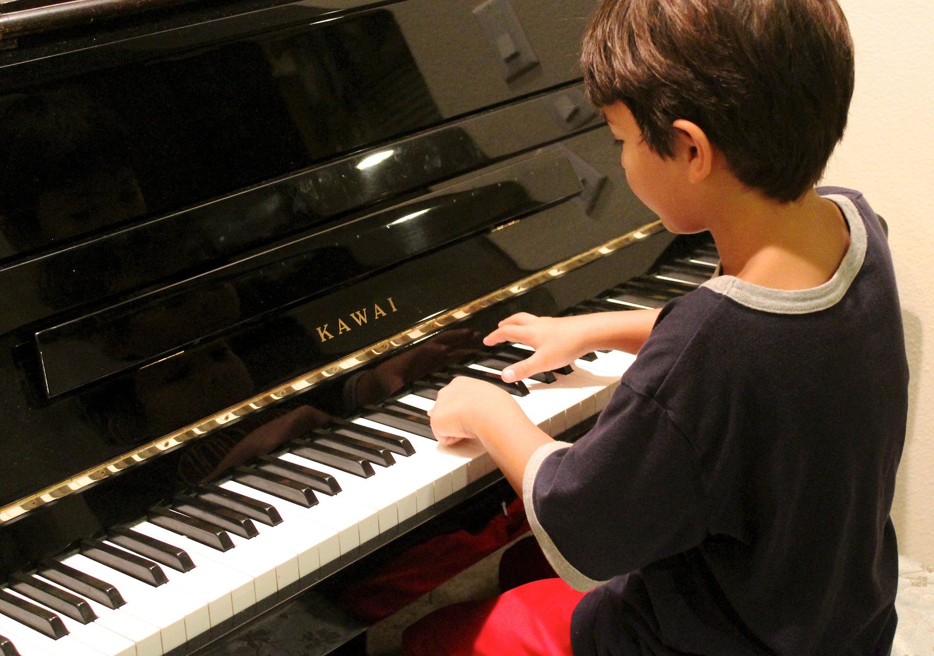 かっぷるブログ ピアノ 彼氏