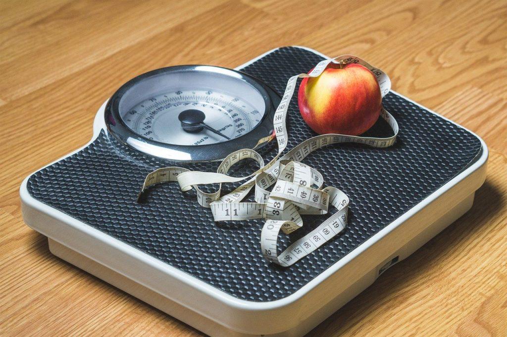 幸せ太り ダイエット 体組成計