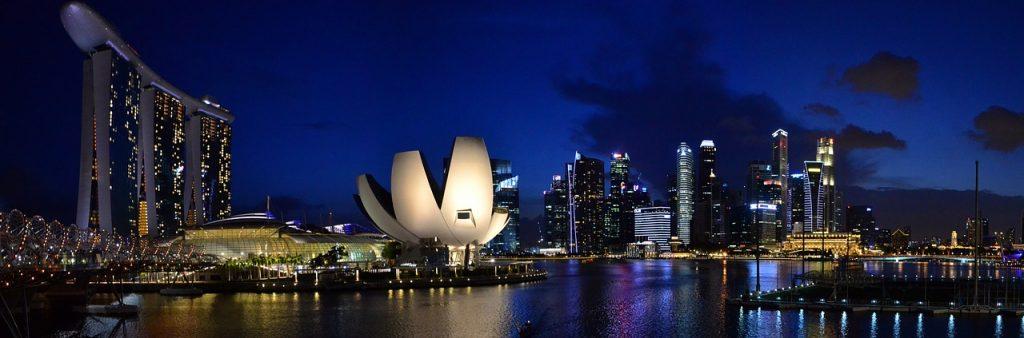 シンガポール 海外初心者 旅行