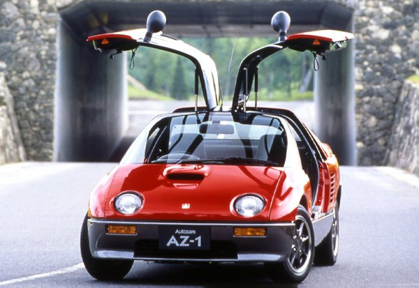 AZ-1 マニュアル車 軽自動車