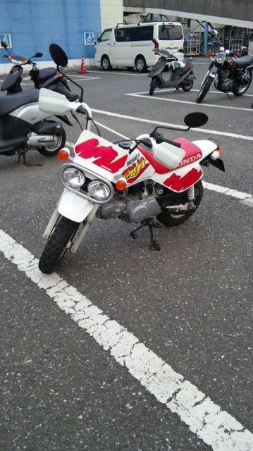 バイク モンキーBAJA バハ